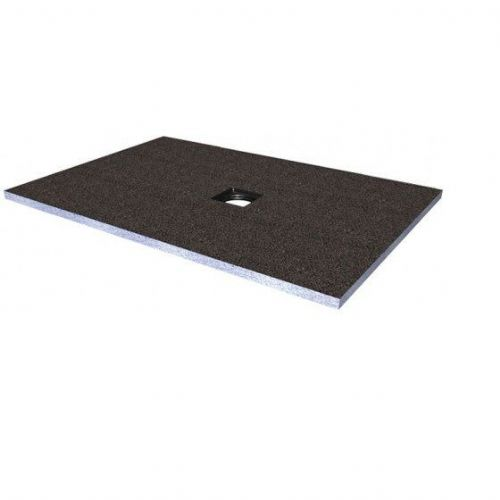 Abacus Elements Rectangular Standard Shower Tray 30mm High With Centre Drain - 1400mm x 900mm